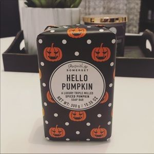 Urban Outfitters Other - Brand New Pumpkin Scented Soap